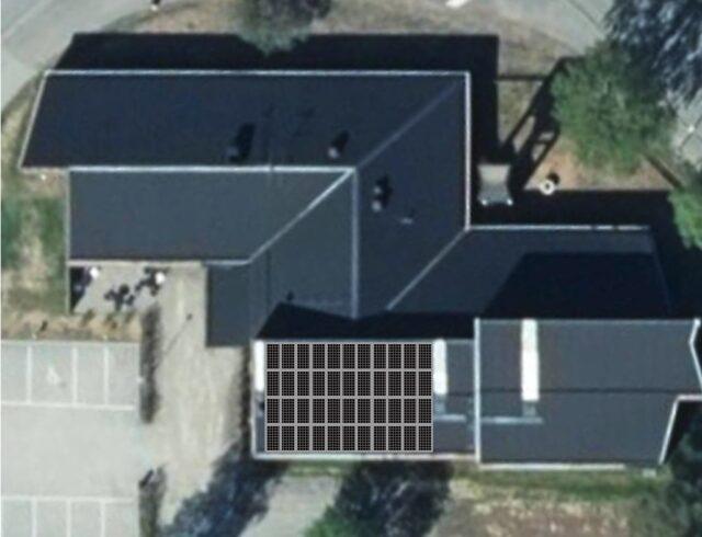 Insamling solceller